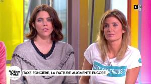 Caroline Ithurbide dans William à Midi - 12/10/17 - 05