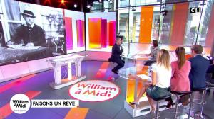 Caroline Ithurbide dans William à Midi - 12/10/17 - 12
