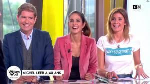 Caroline Ithurbide dans William à Midi - 12/10/17 - 14