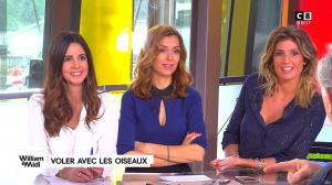 Caroline Ithurbide dans William à Midi - 20/10/17 - 13