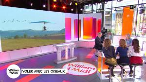Caroline Ithurbide dans William à Midi - 20/10/17 - 14