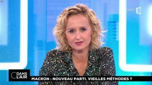 Caroline Roux dans C dans l'Air - 26/10/17 - 13