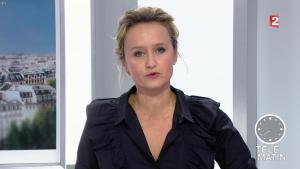 Caroline Roux dans les 4 Vérités - 12/10/17 - 01