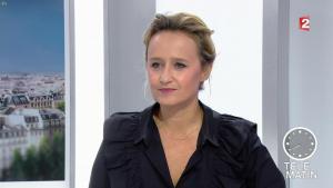 Caroline Roux dans les 4 Vérités - 12/10/17 - 03