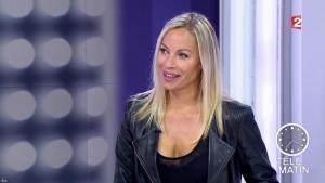 Charlotte Bouteloup dans Télématin - 19/10/17 - 02