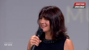 Estelle Denis dans Ceremonie du Velo d'Or - 17/10/17 - 04