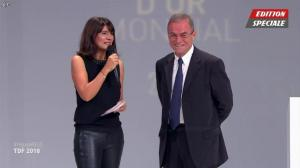 Estelle Denis dans Ceremonie du Velo d'Or - 17/10/17 - 39