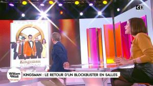 Julia Molkhou dans William à Midi - 10/10/17 - 01