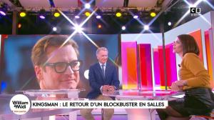 Julia Molkhou dans William à Midi - 10/10/17 - 03