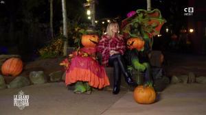 Justine Fraioli dans le Bêtisier de Halloween - 26/10/17 - 38