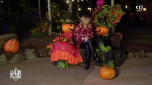 Justine Fraioli dans le Bêtisier de Halloween - 26/10/17 - 40