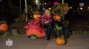 Justine Fraioli dans le Bêtisier de Halloween - 26/10/17 - 41