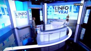 Laurence Ferrari dans l'Info du Vrai - 27/10/17 - 01