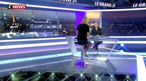 Laurence Ferrari dans le Grand JT - 17/10/17 - 01