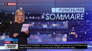 Laurence Ferrari dans Punchline - 05/10/17 - 04