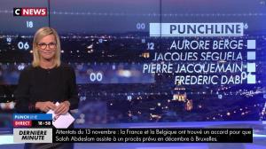 Laurence Ferrari dans Punchline - 05/10/17 - 05