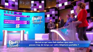 Magali Berdah dans Family Battle - 20/10/17 - 08