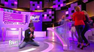 Magali Berdah dans Family Battle - 20/10/17 - 11