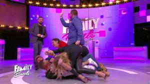 Magali Berdah dans Family Battle - 20/10/17 - 14