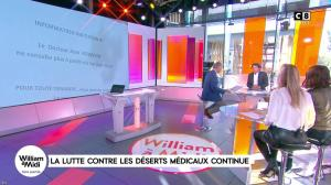 Sandrine Arcizet dans William à Midi - 13/10/17 - 03