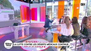 Sandrine Arcizet dans William à Midi - 13/10/17 - 04