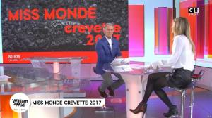 Sandrine Arcizet dans William à Midi - 13/10/17 - 08