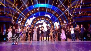 Sandrine Quétier dans Danse avec les Stars - 21/10/17 - 01
