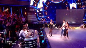 Sandrine Quétier dans Danse avec les Stars - 21/10/17 - 09
