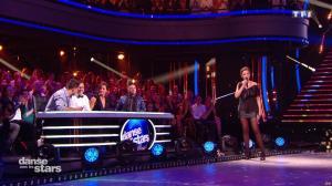 Sandrine Quétier dans Danse avec les Stars - 21/10/17 - 12