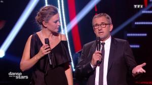 Sandrine Quétier dans Danse avec les Stars - 21/10/17 - 14