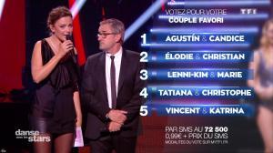 Sandrine Quétier dans Danse avec les Stars - 21/10/17 - 16