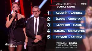 Sandrine Quétier dans Danse avec les Stars - 21/10/17 - 17