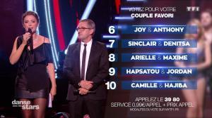 Sandrine Quétier dans Danse avec les Stars - 21/10/17 - 18