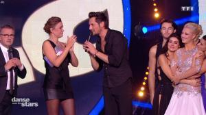 Sandrine Quétier dans Danse avec les Stars - 21/10/17 - 23