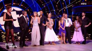 Sandrine Quétier dans Danse avec les Stars - 21/10/17 - 31