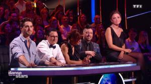 Sandrine Quétier dans Danse avec les Stars - 21/10/17 - 35