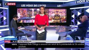 Sonia Mabrouk dans les Voix de l'Info - 10/10/17 - 01