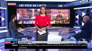 Sonia Mabrouk dans les Voix de l'Info - 10/10/17 - 02