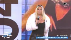 Kelly Vedovelli dans Touche pas à mon Poste - 23/10/18 - 06