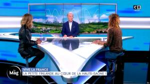 Caroline Delage dans William à Midi - 09/10/20 - 06