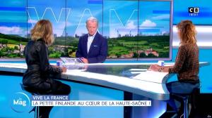 Caroline Delage dans William à Midi - 09/10/20 - 07