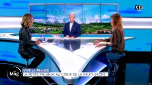 Caroline Delage dans William à Midi - 09/10/20 - 08