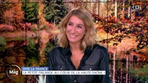 Caroline Delage dans William à Midi - 09/10/20 - 09