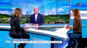 Caroline Delage dans William à Midi - 09/10/20 - 10