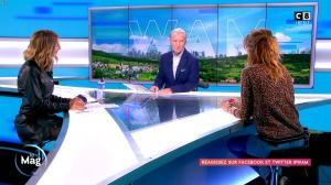 Caroline Delage dans William à Midi - 09/10/20 - 12
