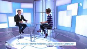 Mélanie Taravant dans C à Dire - 06/10/20 - 04