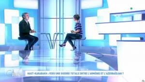Mélanie Taravant dans C à Dire - 06/10/20 - 05