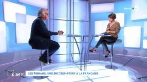 Mélanie Taravant dans C à Dire - 08/10/20 - 02