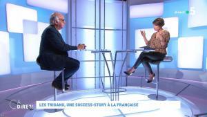 Mélanie Taravant dans C à Dire - 08/10/20 - 03
