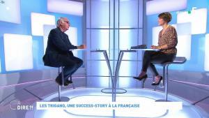 Mélanie Taravant dans C à Dire - 08/10/20 - 06